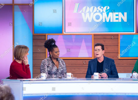 Editorial picture of 'Loose Women' TV show, London, UK - 11 Apr 2019