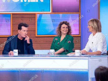 Editorial image of 'Loose Women' TV show, London, UK - 11 Apr 2019