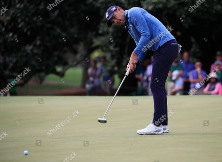 Editorial picture of The 2019 Masters Tournament, Augusta, USA - 11 Apr 2019