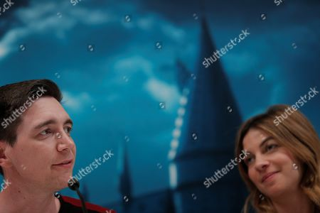 Editorial picture of Presentation of 'Harry Potter. The Exhibition', Valencia, Spain - 11 Apr 2019