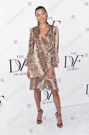 Editorial picture of 10th Annual DVF Awards, Arrivals, The Brooklyn Museum, Brooklyn, USA - 11 Apr 2019