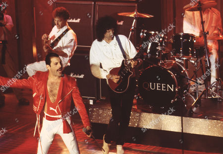 John Deacon, Freddie Mercury, Brian May
