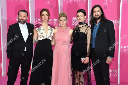 Editorial image of Closing ceremony, Cannes Series Festival, France - 10 Apr 2019