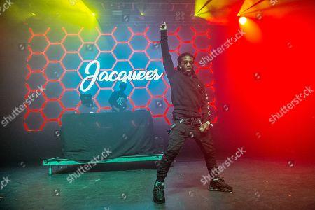 Jacquees (Rodriquez Jacquees Broadnax)