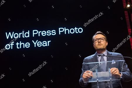 World Press Photo Awards Show, Amsterdam