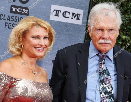 Mimi Bean and Ted Turner