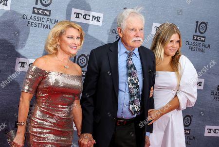 Mimi Bean, Ted Turner and Laura Elizabeth Seydel