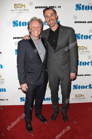 """Editorial picture of New York Premiere of """"STOCKHOLM"""", USA - 11 Apr 2019"""