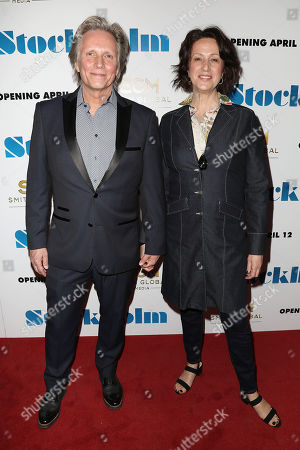 John Ralston and Karen Waddell