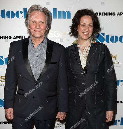 """Editorial image of New York Premiere of """"STOCKHOLM"""", USA - 11 Apr 2019"""