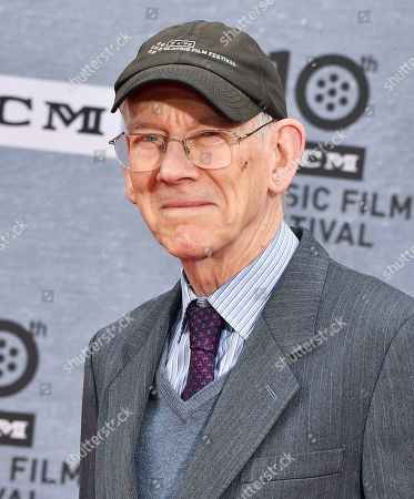 Stock Image of Kevin Brownlow
