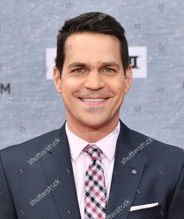 Stock Picture of Dave Karger