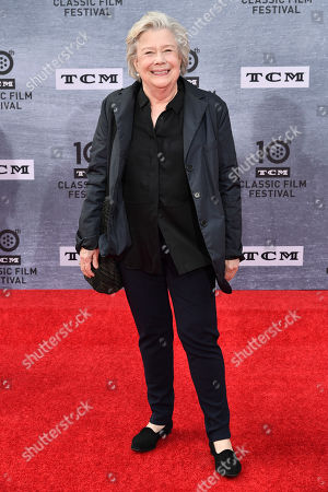 Editorial photo of When Harry Met Sally' Reunion TCM Opening Night, Arrivals, TCL Chinese Theatre, Los Angeles, USA - 11 Apr 2019