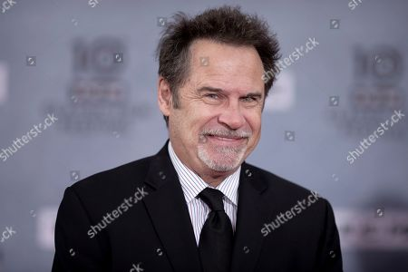 """Dennis Miller attends the 2019 TCM Classic Film Festival - Opening Night Gala - """"When Harry Met Sally"""" at TCL Chinese Theatre, in Los Angeles"""