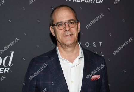 Chairman and CEO of Showtime Networks David Nevins attends The Hollywood Reporter's annual Most Powerful People in Media cocktail reception at The Pool, in New York