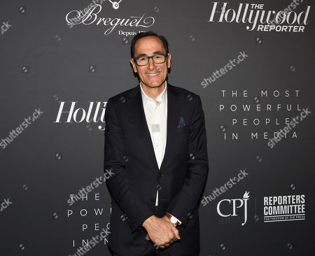 AMC Networks CEO Josh Sapan attends The Hollywood Reporter's annual Most Powerful People in Media cocktail reception at The Pool, in New York