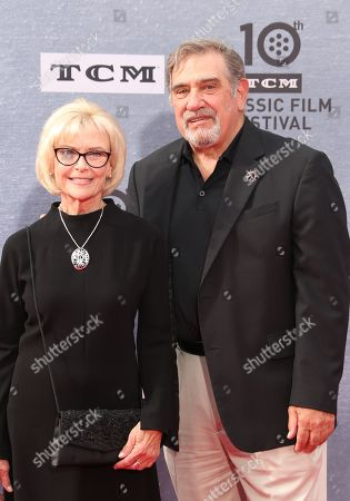 Editorial photo of 'When Harry Met Sally' Reunion TCM Opening Night, Arrivals, TCL Chinese Theatre, Los Angeles, USA - 11 Apr 2019