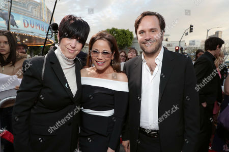 Diane Warren, Roxann Dawson, Director, Marcelo Zarvos, Composer,