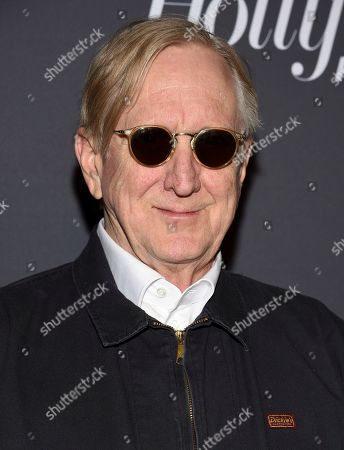 Stock Image of Music producer T Bone Burnett attends The Hollywood Reporter's annual Most Powerful People in Media cocktail reception at The Pool, in New York