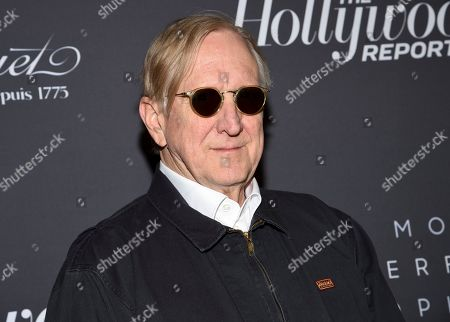 Stock Picture of Music producer T Bone Burnett attends The Hollywood Reporter's annual Most Powerful People in Media cocktail reception at The Pool, in New York