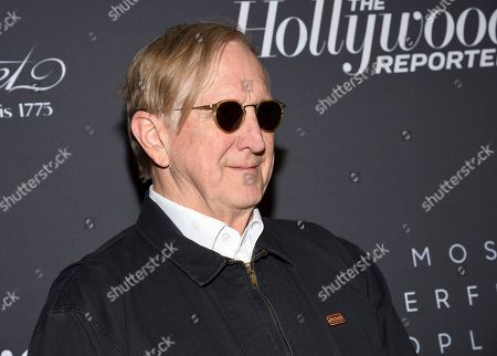 Music producer T Bone Burnett attends The Hollywood Reporter's annual Most Powerful People in Media cocktail reception at The Pool, in New York