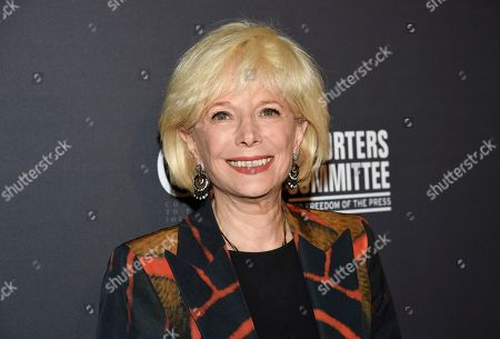 Journalist Lesley Stahl attends The Hollywood Reporter's annual Most Powerful People in Media cocktail reception at The Pool, in New York