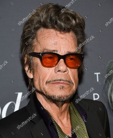 Stock Image of David Johansen attends The Hollywood Reporter's annual Most Powerful People in Media cocktail reception at The Pool, in New York