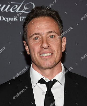 CNN news anchor Chris Cuomo attends The Hollywood Reporter's annual Most Powerful People in Media cocktail reception at The Pool, in New York