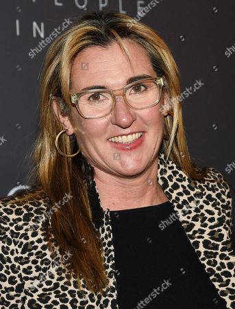 Vice Media CEO Nancy Dubuc attends The Hollywood Reporter's annual Most Powerful People in Media cocktail reception at The Pool, in New York