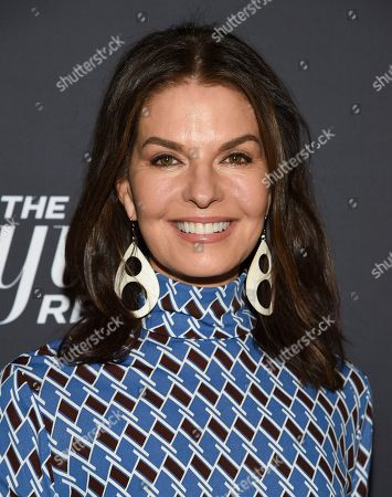 Stock Photo of Sela Ward attends The Hollywood Reporter's annual Most Powerful People in Media cocktail reception at The Pool, in New York
