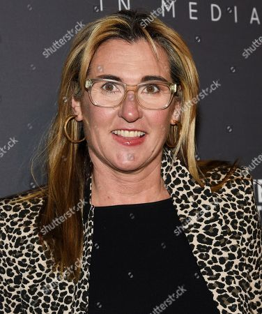 Stock Image of Vice Media CEO Nancy Dubuc attends The Hollywood Reporter's annual Most Powerful People in Media cocktail reception at The Pool, in New York