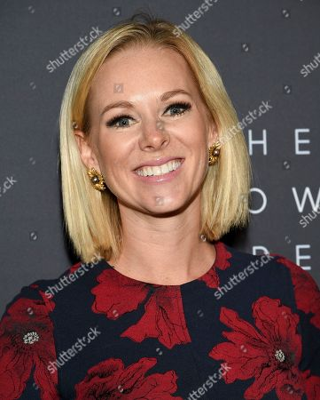 Margaret Hoover attends The Hollywood Reporter's annual Most Powerful People in Media cocktail reception at The Pool, in New York
