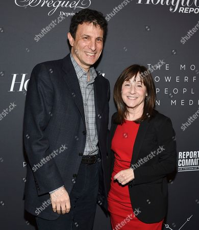 Editorial image of The Hollywood Reporter's Most Powerful People in Media 2019, New York, USA - 11 Apr 2019