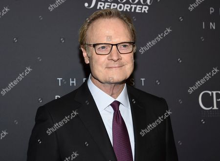 Television host Lawrence O'Donnell attends The Hollywood Reporter's annual Most Powerful People in Media cocktail reception at The Pool, in New York