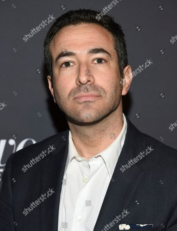 Ari Melber attends The Hollywood Reporter's annual Most Powerful People in Media cocktail reception at The Pool, in New York