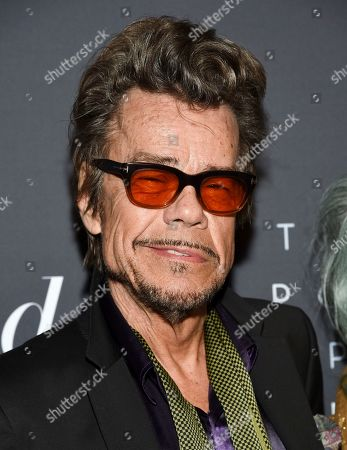 Stock Picture of David Johansen attends The Hollywood Reporter's annual Most Powerful People in Media cocktail reception at The Pool, in New York