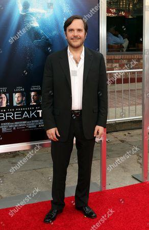 "Marcelo Zarvos arrives at the LA Premiere of ""Breakthrough"" at the Regency Village, in Los Angeles"