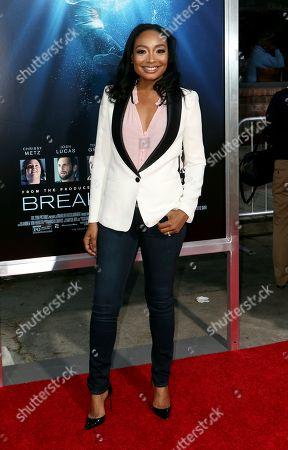 "Editorial photo of LA Premiere of ""Breakthrough"", Los Angeles, USA - 11 Apr 2019"
