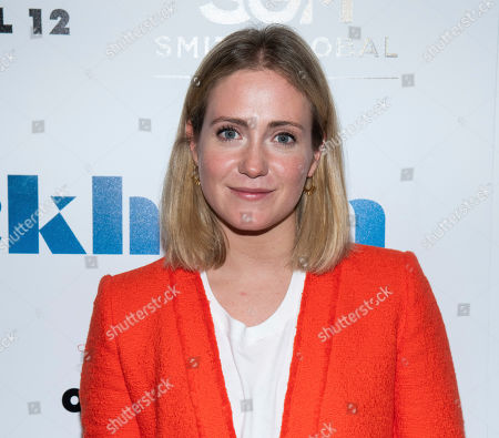 """Bea Santos attends the premiere of """"Stockholm"""" at the Museum of Modern Art, in New York"""