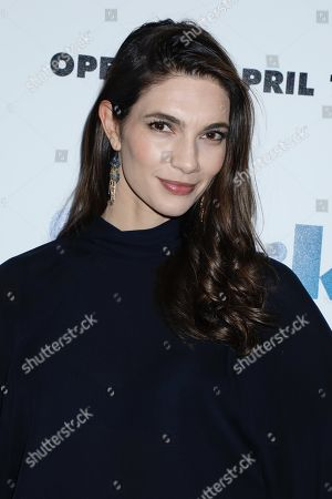Editorial picture of 'Stockholm' film premiere, Arrivals, New York, USA - 11 Apr 2019