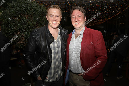 Stock Photo of Diego Klattenhoff and Steve London (Composer)
