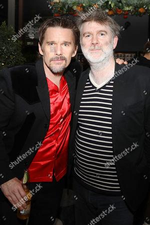 Ethan Hawke and James Murphy