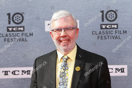 US film critic Leonard Maltin arrives for the 30th Anniversary Screening of 'When Harry Met Sally' presented as the Opening Night Gala of the 2019 TCM Classic Film Festival at the TCL Chinese Theatre IMAX in Hollywood, Los Angeles, California, USA, 11 April 2019.