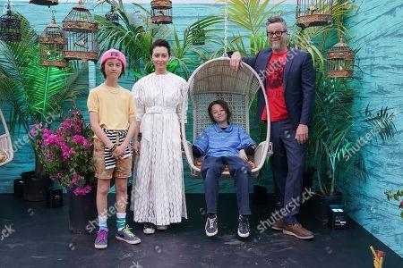 Carmen Cuba and Guests