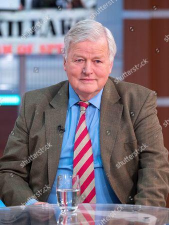 Editorial photo of 'Good Morning Britain' TV show, London, UK - 12 Apr 2019