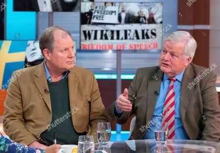 Editorial image of 'Good Morning Britain' TV show, London, UK - 12 Apr 2019