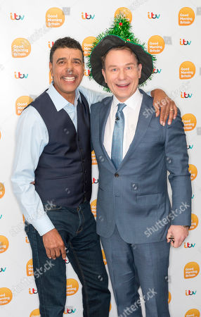 Editorial picture of 'Good Morning Britain' TV show, London, UK - 12 Apr 2019