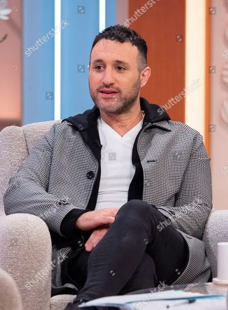 Editorial image of 'Lorraine' TV show, London, UK - 12 Apr 2019