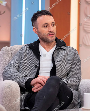 Editorial picture of 'Lorraine' TV show, London, UK - 12 Apr 2019