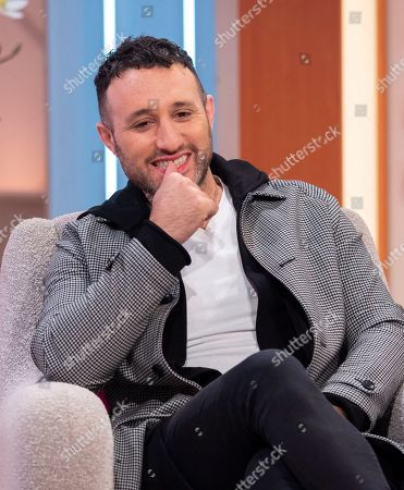 Stock Photo of Antony Costa